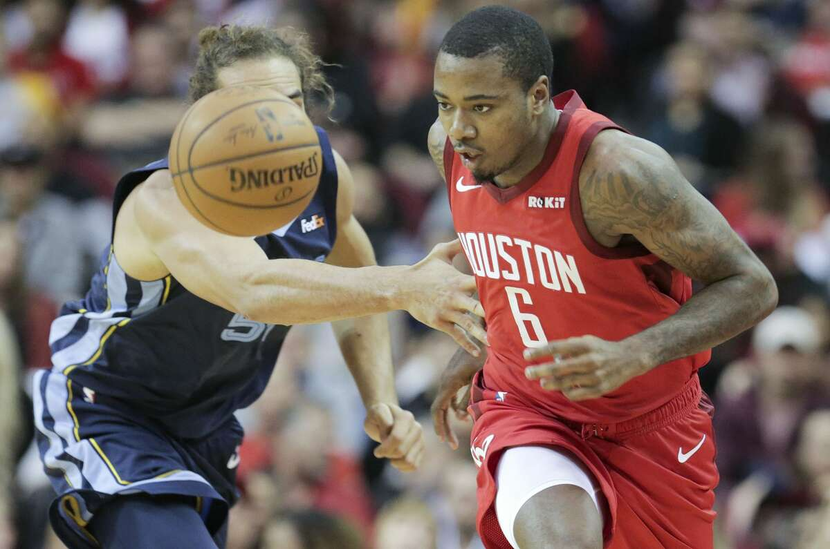 Gary Clark, 6-8, Forward Clark went undrafted out of Cincinnati in 2018, but signed with the Rockets and quickly made an impression. He played 51 games for the Rockets last season and was in the playing rotation early in the season, averaging 2.9 points per game, including two starts.