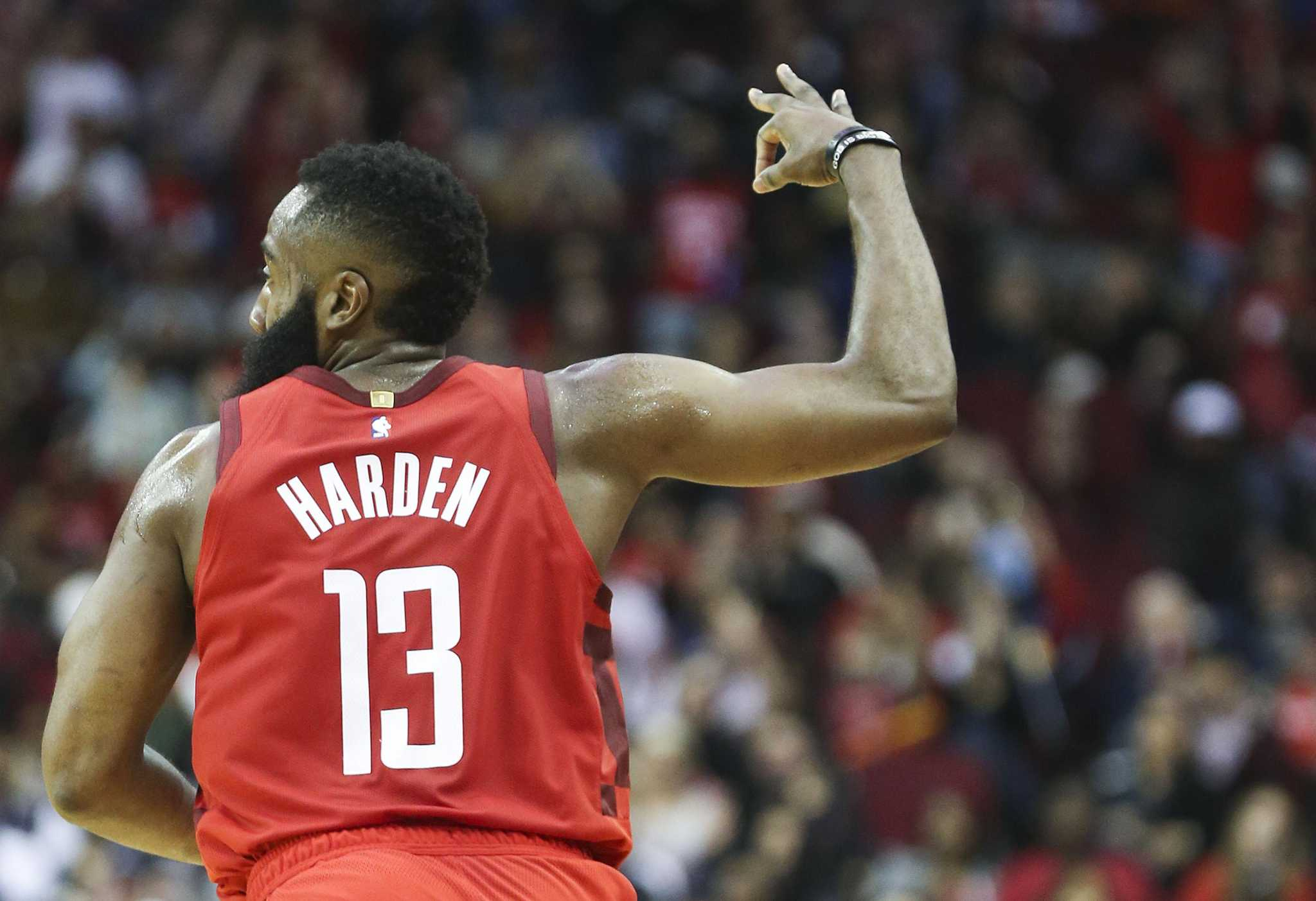 Rockets top Grizzlies as Harden puts up a 43-point triple-double -  HoustonChronicle.com 3a6284863