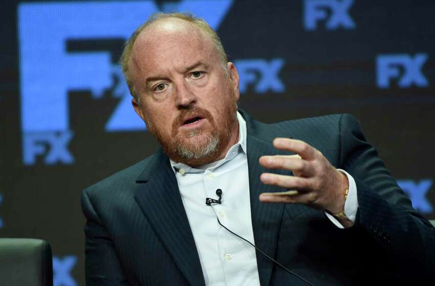 Louis C.K. in an Aug. 9, 2017, file photo. (Photo by Chris Pizzello/Invision/AP, File)