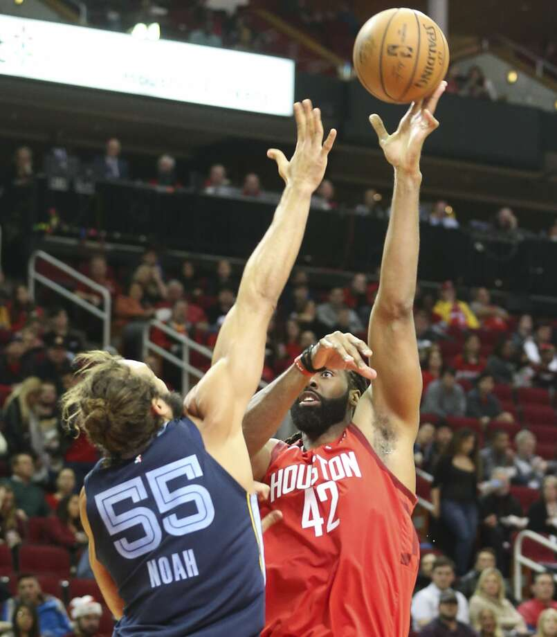 Houston Rockets House Jr: Dec. 31: Rockets 113, Grizzlies 101