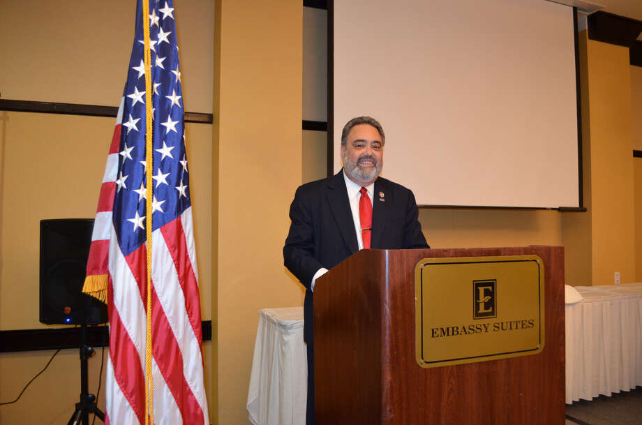 Rogelio Trevino, executive director for the Workforce Solutions for South Texas, is pictured. Photo: Courtesy Photo