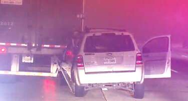 Five die in New Year's Eve crashes in Houston area