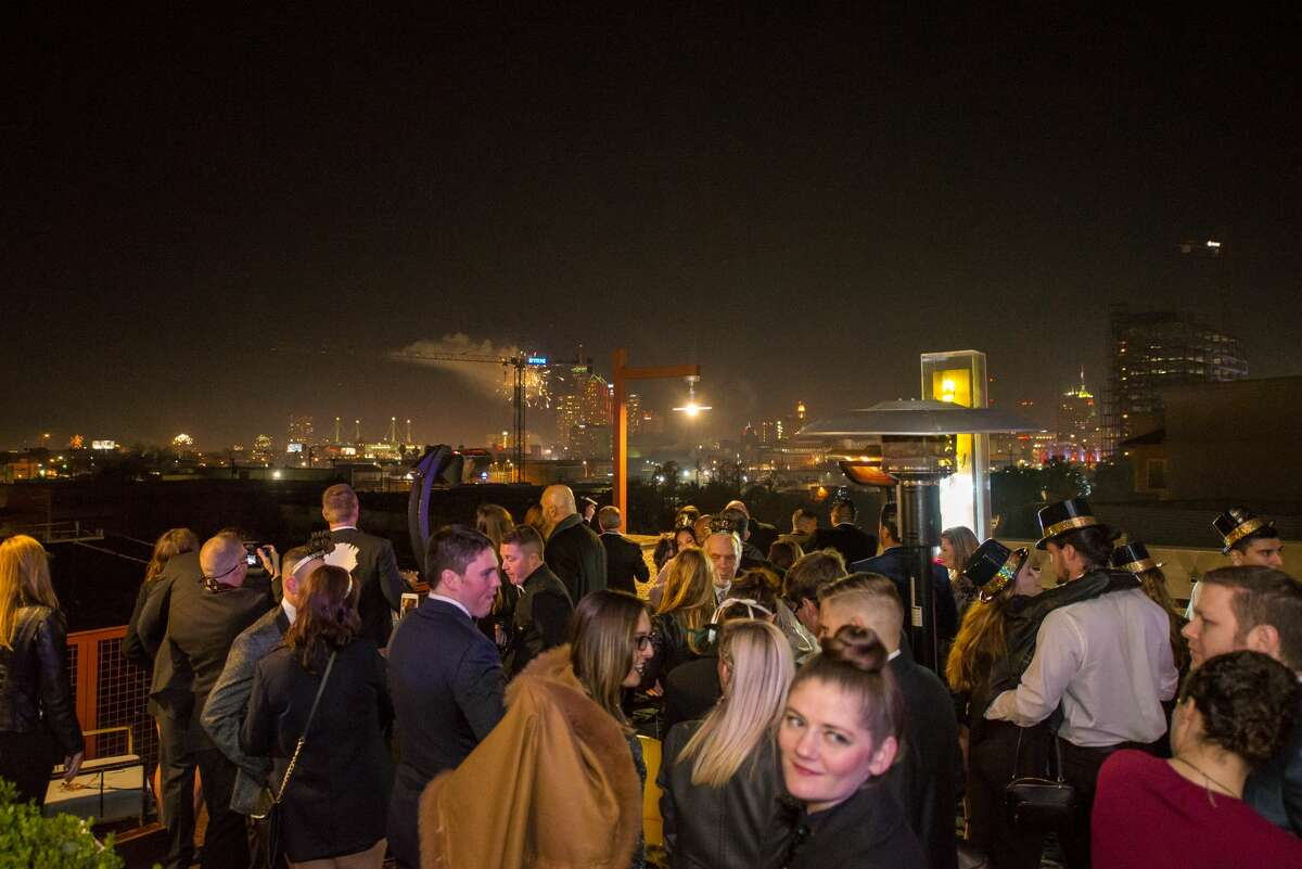 ParamourLocation: Rooftop of The Phipps at 102 9th Street, Suite 400.  The 8,000 sq. ft. craft cocktail spot opened in 2015, making it San Antonio's first rooftop bar. Click here for a look at howlocals rang in the new year in style at this swanky bar with a view.