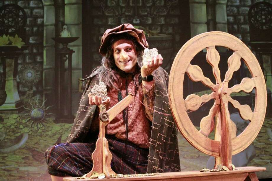 """Rumpelstiltskin"" is onstage at Bridgeport's Downtown Cabaret Theatre, Jan 12 - Feb. 10. Photo: Contributed Photo"