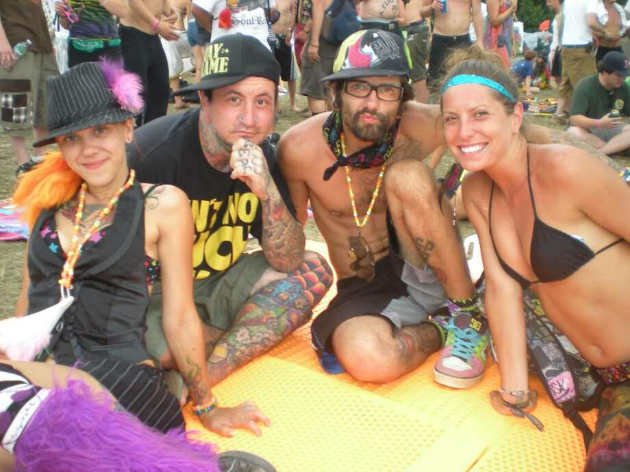 Were you seen at Camp Bisco 9? Photo: Charlie Vella