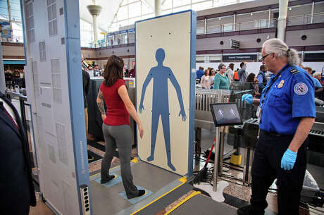 New TSA scanning technology is being tested at Denver International. Photo: Denver International Airport