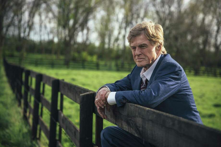 "Robert Redford has said ""The Old Man & the Gun"" will be his final film. Photo: Fox Searchlight / © 2018 Twentieth Century Fox Film Corporation All Rights Reserved"