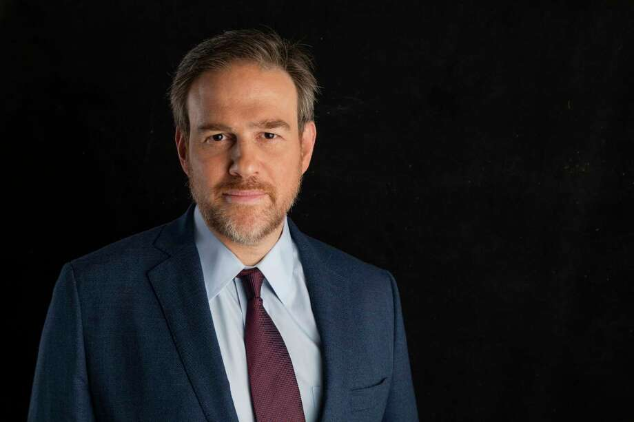A portrait of Bret Stephens, columnist for the New York Times,  taken in New York May 9, 2017.  (Tony Cenicola/The New York Times) Photo: Tony Cenicola / NYTNS