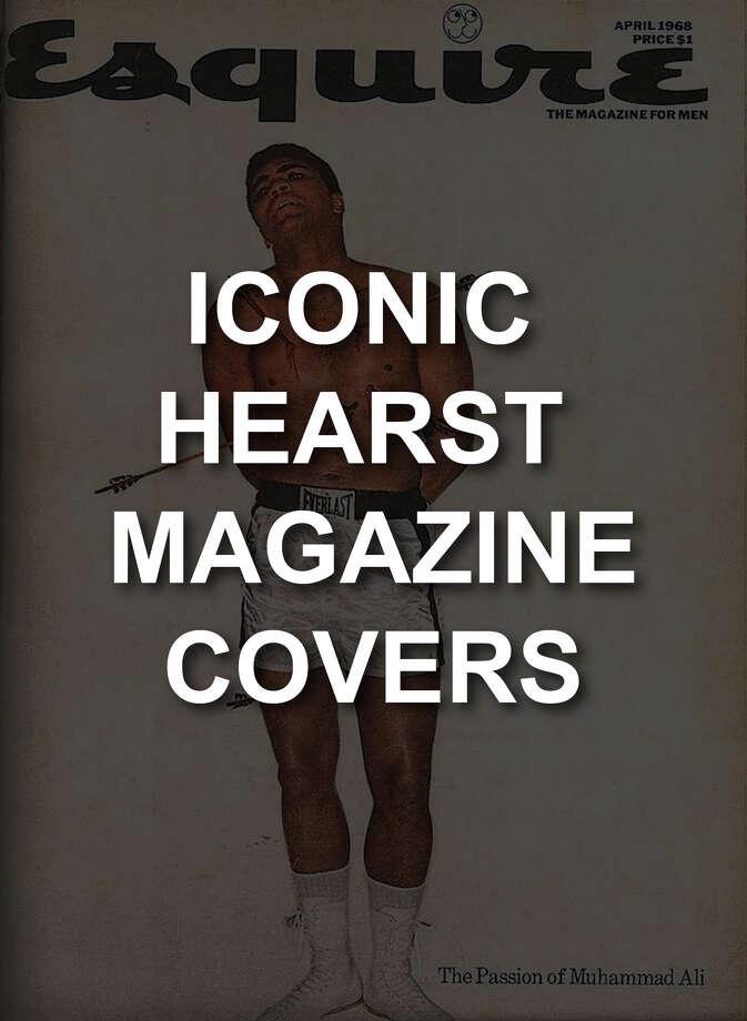 Hearst magazines historica