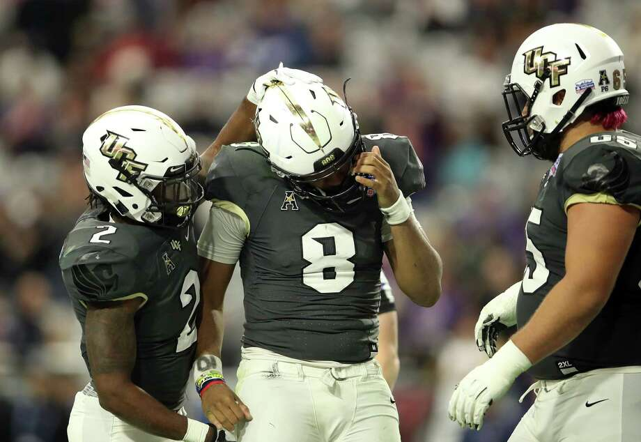 Ucf S Title Claims Fade With Loss To Lsu Times Union