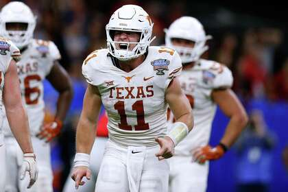 best service 1a656 f91d3 Texas Longhorns: 5 players most critical to team's success ...