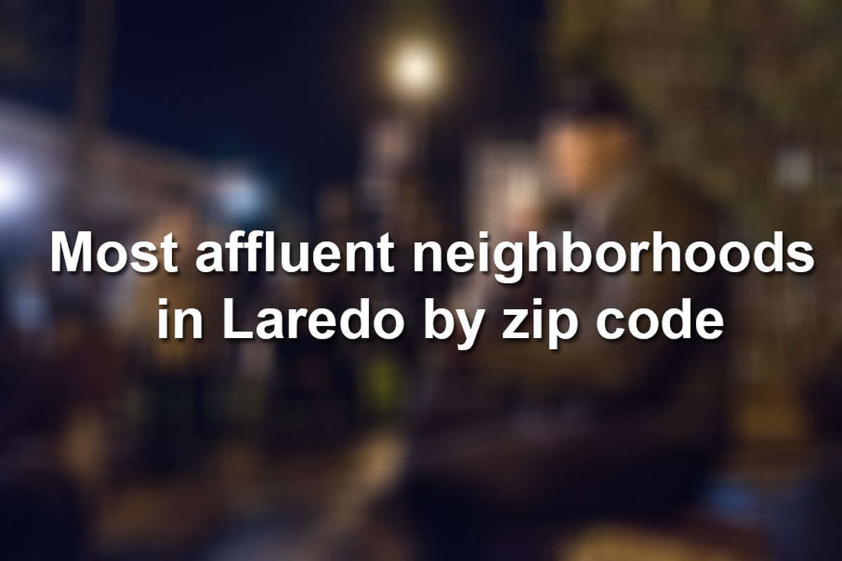 A 2017 report by the Economic Innovation Group details which communities in and around Laredo are doing well and which are doing not so well.
