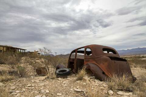 Book a bubble under the Texas stars at Basecamp Terlingua