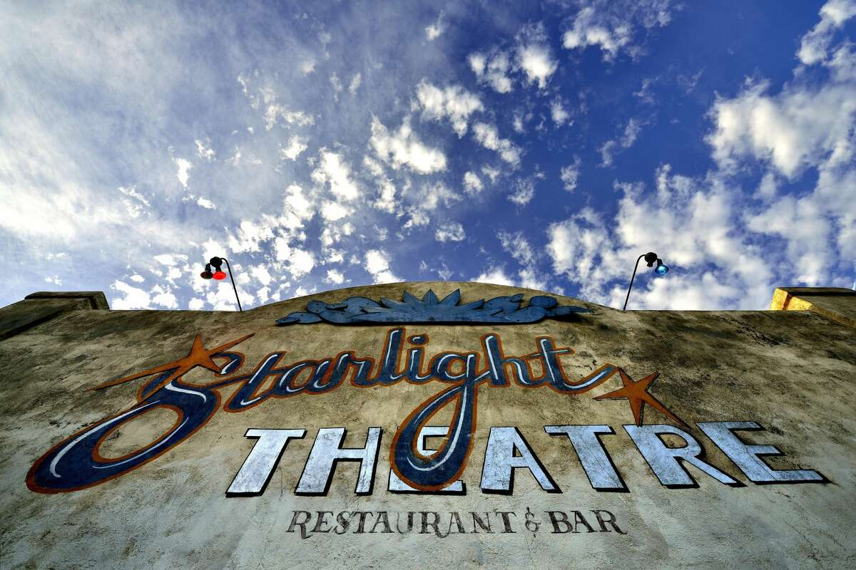 The Starlight Theatre hosts live music acts.