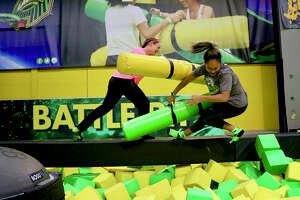 Launch Trampoline Park plans to open two Houston-area trampoline parks.
