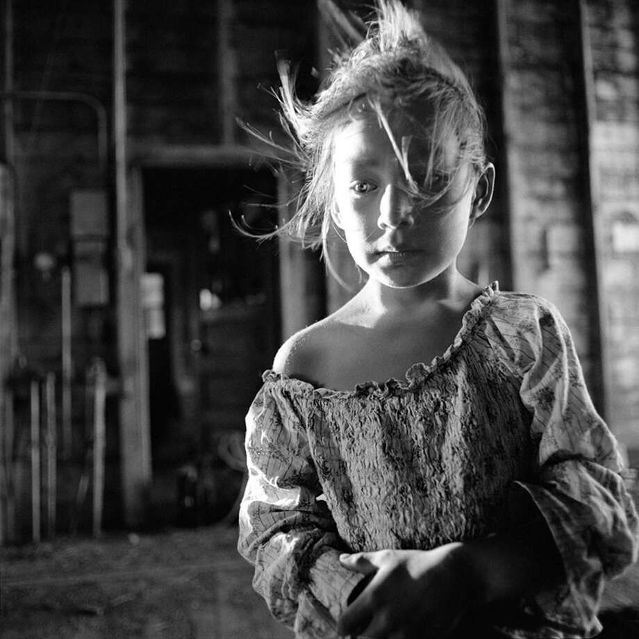 "Emily Schiffer, ""Emily at 5"" Photo: The Tremaine Gallery /Contributed Photo"