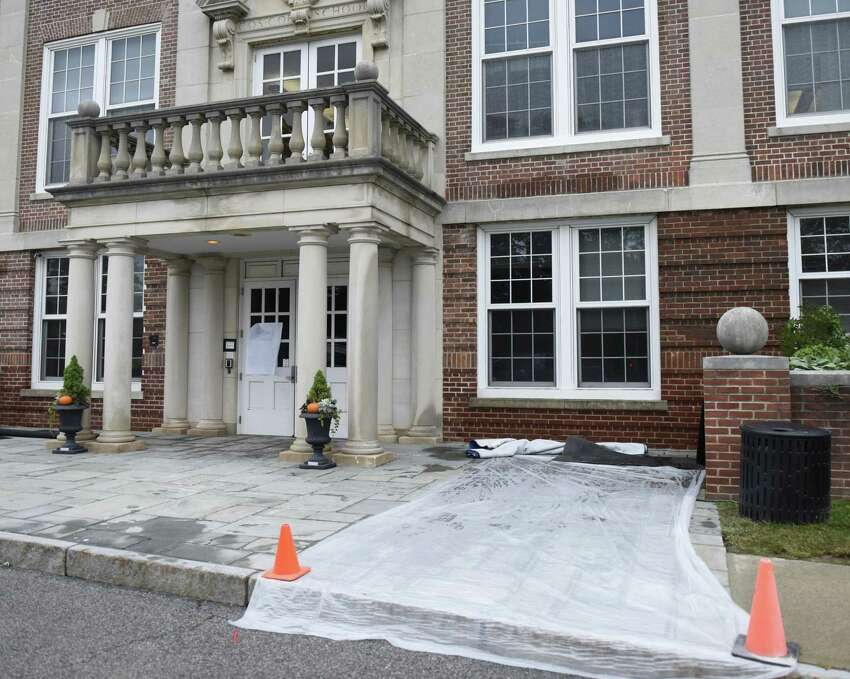 Cos Cob School 350 East Putnam Ave., Cos Cob Score: 100 out of 100 (as of Dec. 2018) Source: Greenwich Department of Environmental Services