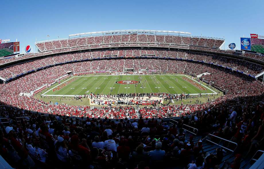 FILE - This Oct. 5, 2014, file photo shows a general view of Levi's Stadium during the first quarter of an NFL football game between the San Francisco 49ers and the Kansas City Chiefs. Photo: Tony Avelar / Associated Press 2014