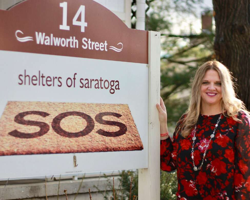 Executive Director of the Shelters of Saratoga Karen Gregory