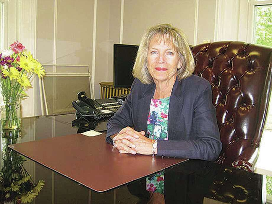 Edwardsville District 7 Superintendent Lynda Andre has announced the district is currently in the process of implementing an 18-month plan to improve parent communications. The plan includes a complete redesign of the District 7 website, the rollout of a parent communication app, and a bus transportation app. Photo: The Intelligencer File Photo