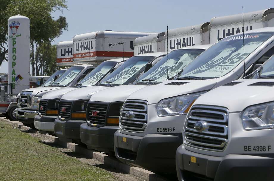 More people took one-way U-Haul trips to Sacramento than any other place in 2018