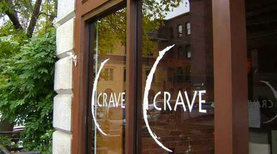 Crave Restaurant Photo: Contributed Photo / Greg Martin - Ansonia City Hall