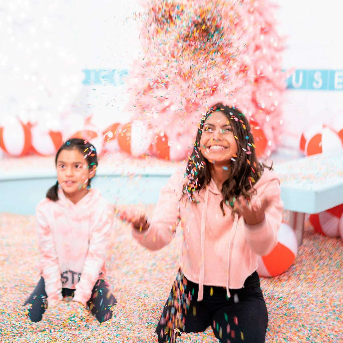 The Museum of Ice Cream in San Francisco will unveil their new Pinkmas exhibit on December 6. It runs until January 6, 2019.
