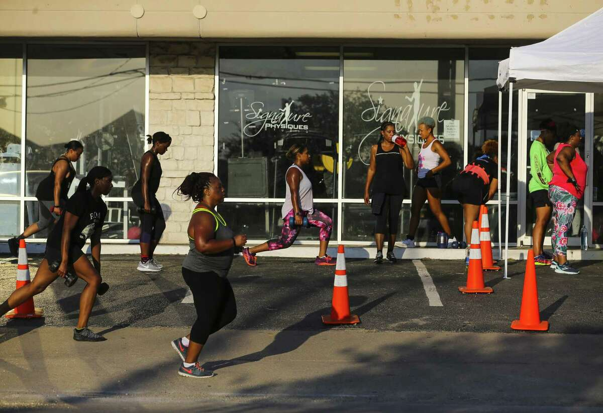 The continuing popularity of group fitness suggests we don't want to compete just against ourselves.