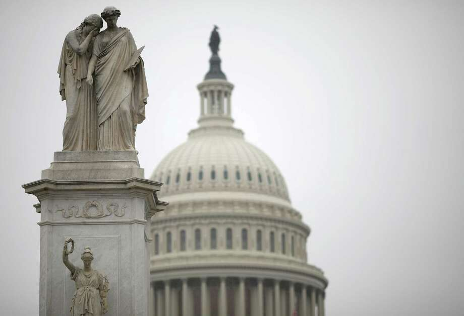 A reader suggests rules for a government shutdown that would make it unlikely to happen again. Photo: Win McNamee / Getty Images / 2018 Getty Images