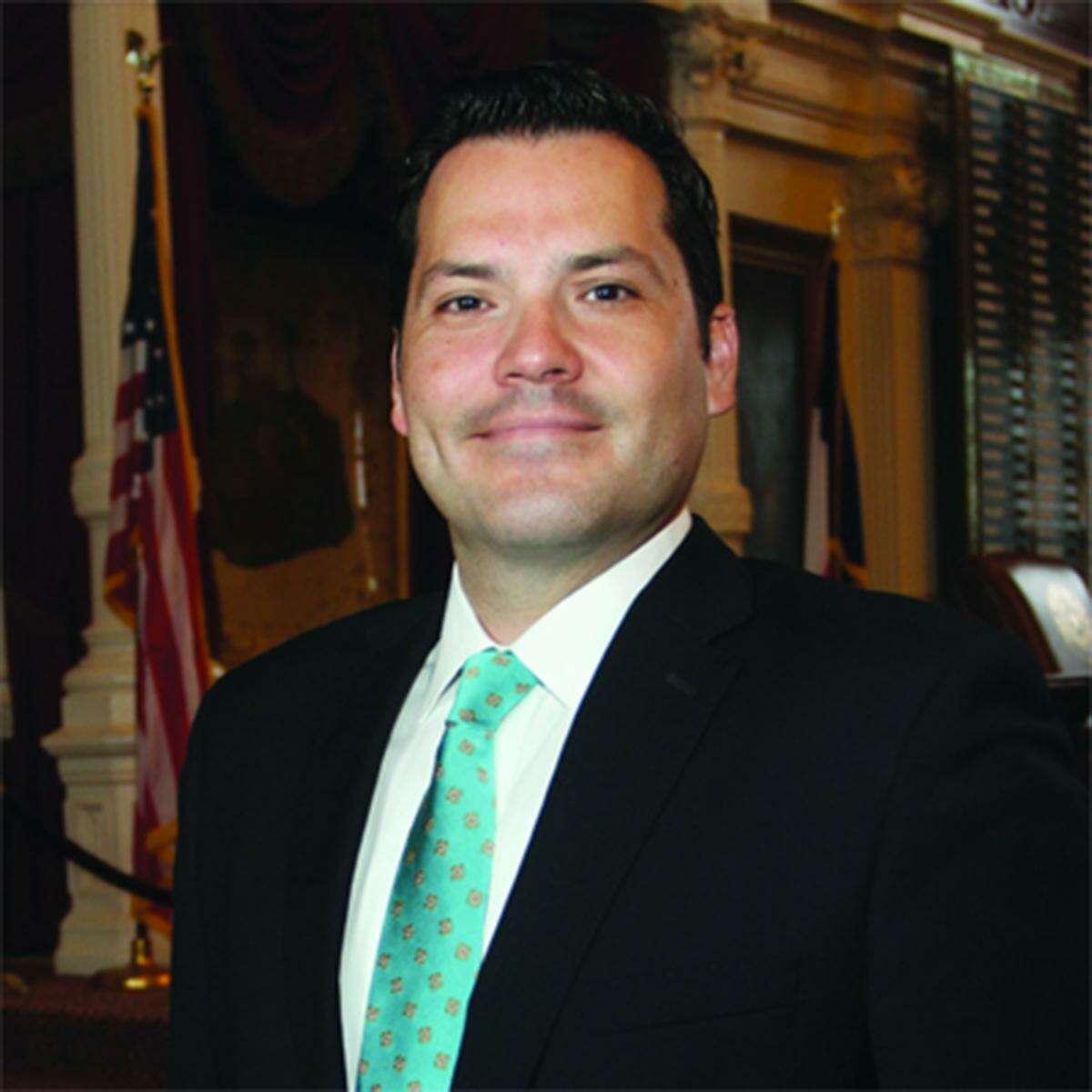 Ex-Texas State Representative Justin Rodriguez.