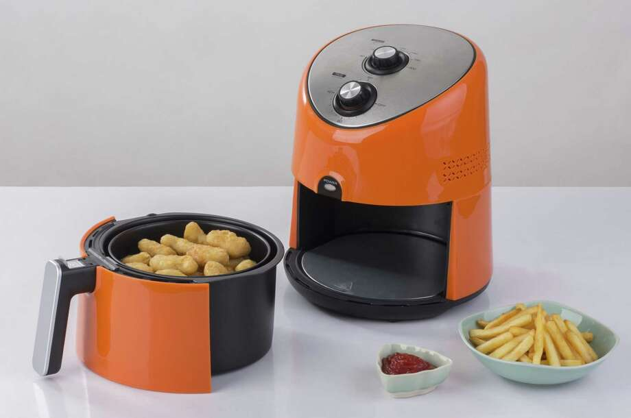 Air fryers are an increasingly popular addition to today's kitchens. Photo: Venusphoto /Getty Images /iStockphoto / iStockphoto
