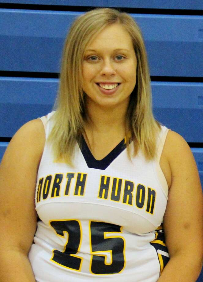 Makenzie Leavine, North Huron Photo: Tribune File Photo