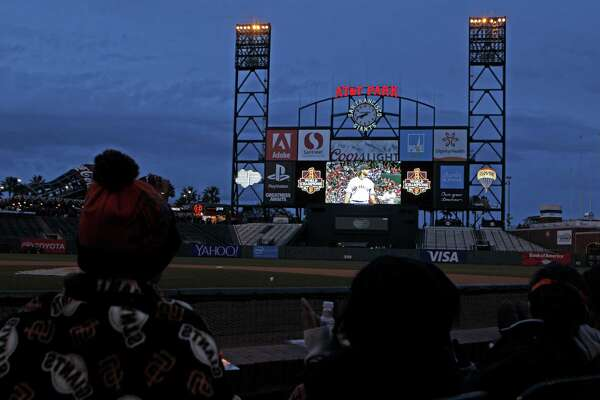 SF Giants installing monster scoreboard to help compete for