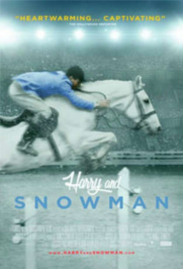 Harry and Snowman, the Cinderella love story about a man and a horse, will be screened at 7 p.m. Jan. 12, at The State Theatre, 913 Washington Ave., Bay City. The show will benefit the Humane Societies of Midland and Bay counties. (photo provided)