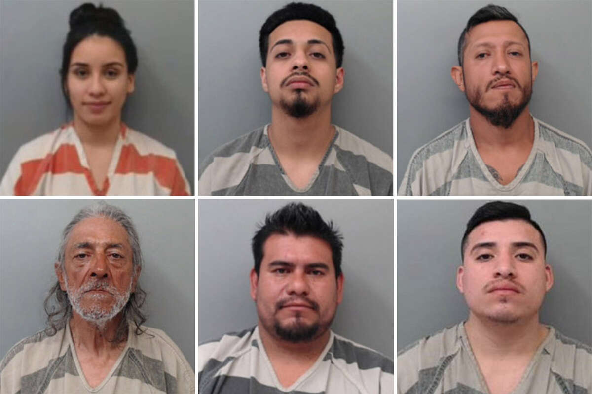 Keep scrolling to see the most notable arrests in December in Laredo.