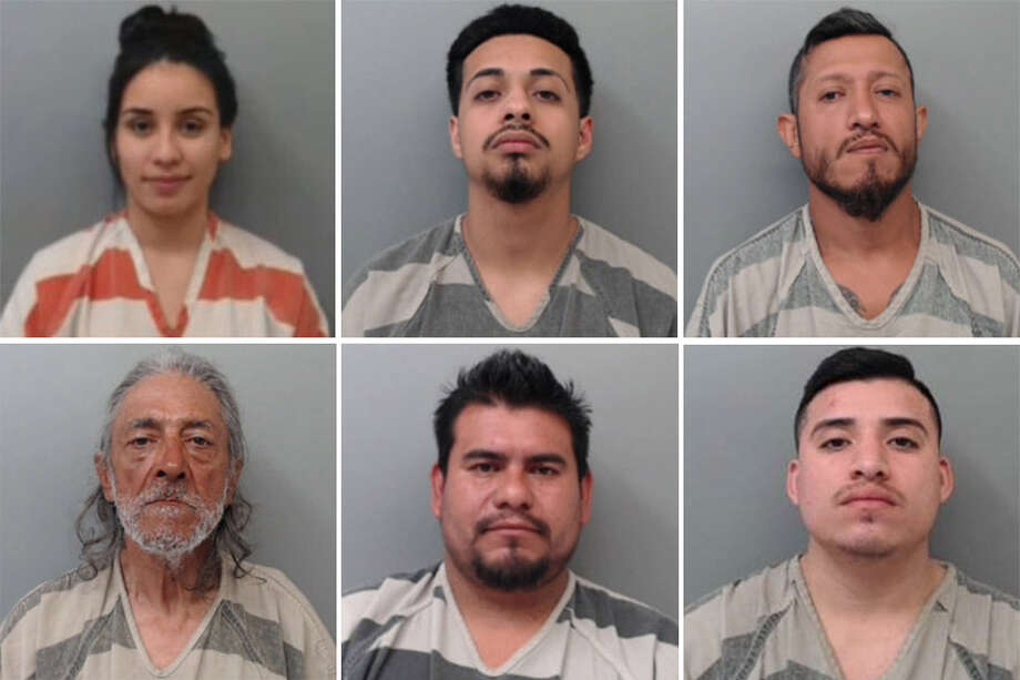 Keep scrolling to see the most notable arrests in December in Laredo. Photo: Webb County Sheriff's Office