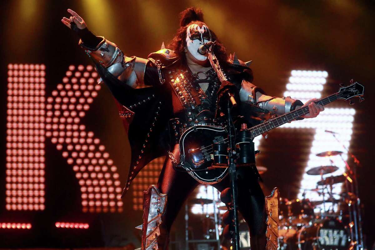 San Antonio fans can say farewell to Kiss in September.