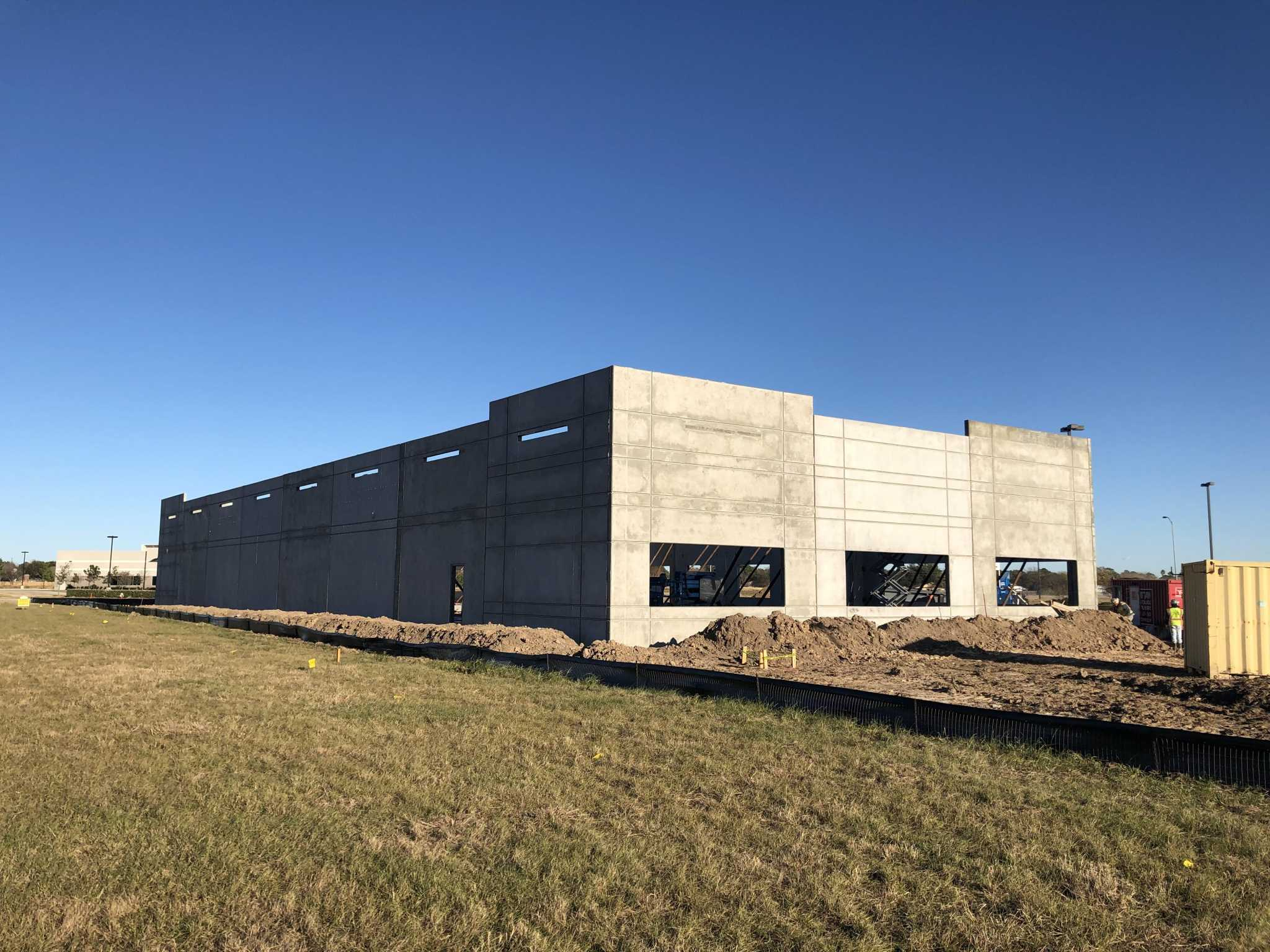Real Estate Transactions New Buildings Going Up In Katy And Tomball Areas