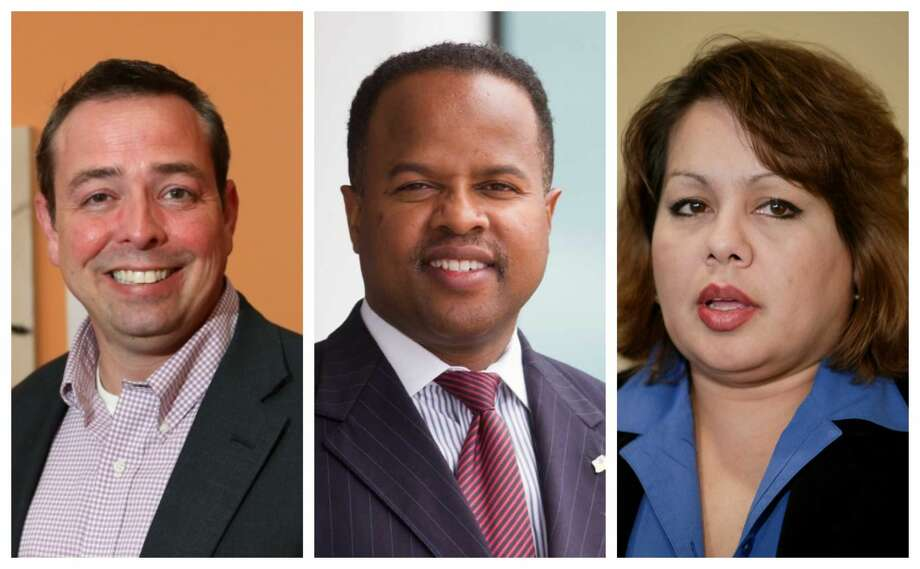 PHOTOS: Houston area politicians that owe fines>>>See what Houston area political candidates and former and current officeholders owe in ethics fines as of Jan. 2, 2019 in the photos above... Photo: Houston Chronicle