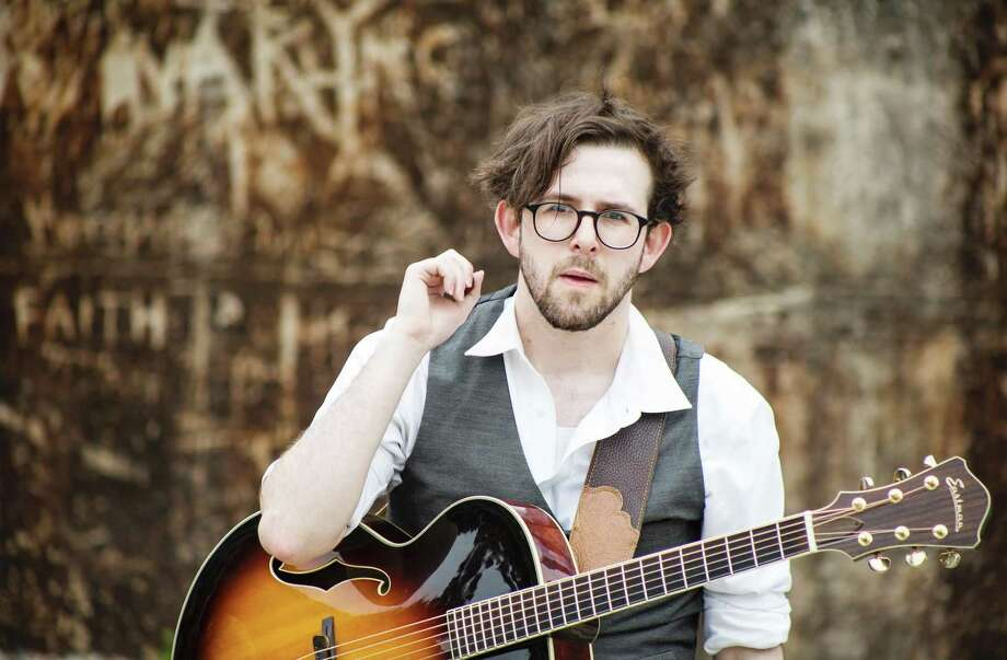 Nate Huvard will perform a program highlighting the history of the classical guitar repertoire in Norwalk's Mid-Day Music concert on Wednesday, Jan. 9 at at St. Paul's on the Green, 60 East Ave. Photo: Contributed Photo / Contributed Photo / Norwalk Hour contributed