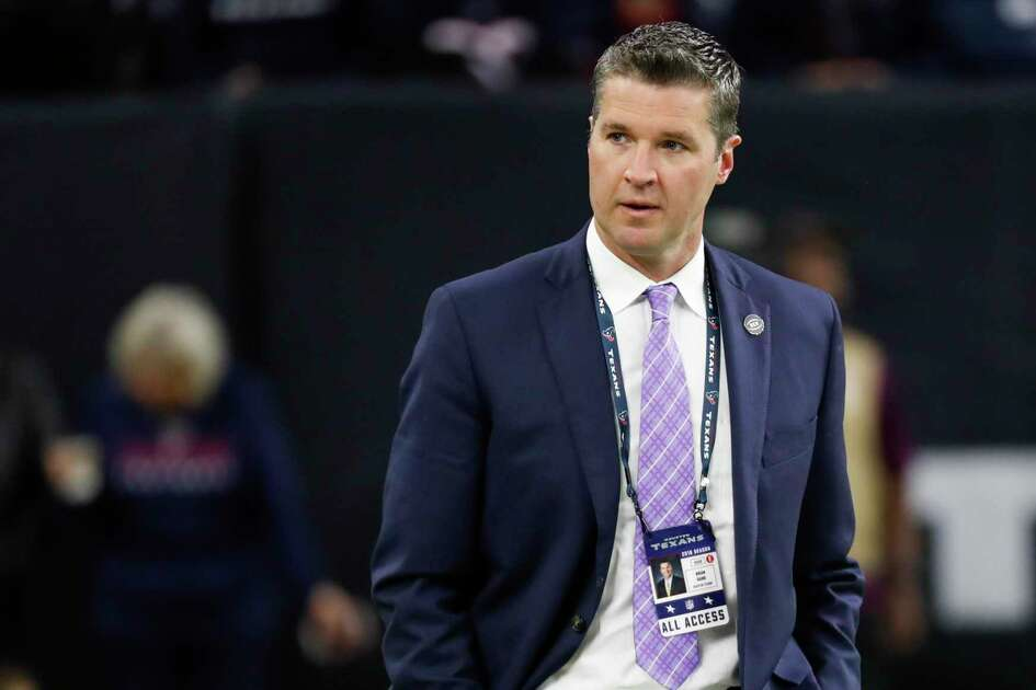 Texans general manager Brian Gaine has been busy managing the team's roster due to a sizable number of injuries.