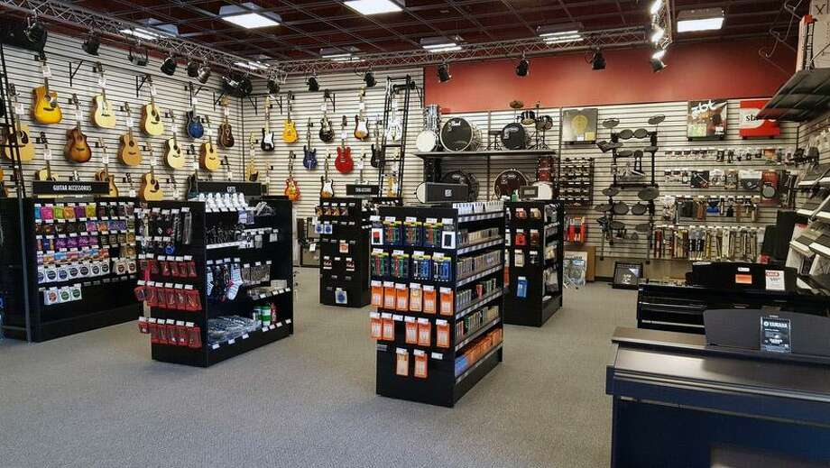 Music & Arts recently opened its newest musical instrument store and lessons facility at 413 Post Road East in Westport. Photo: Contributed Photo