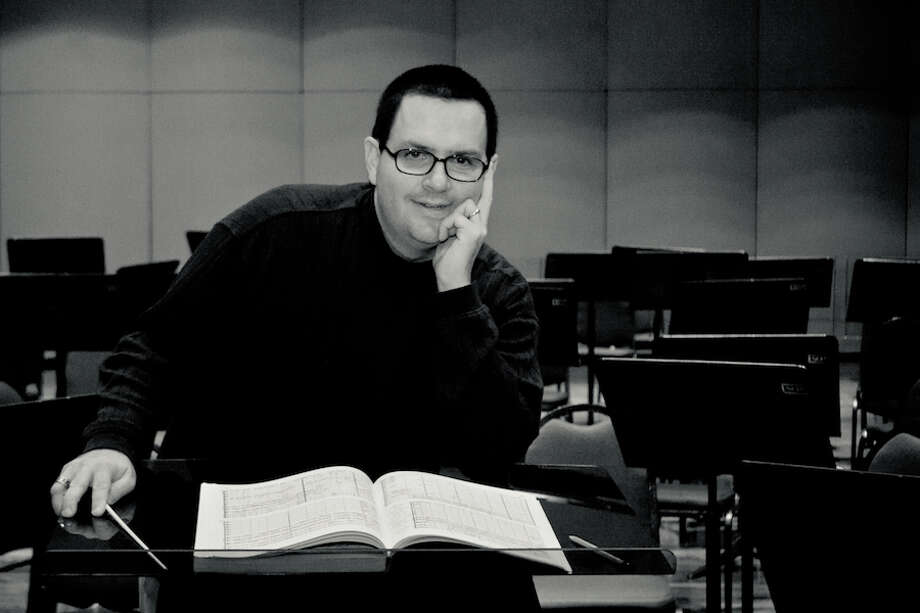Nathan Madsen (Woodstock Chamber Orchestra) Photo: Unknown