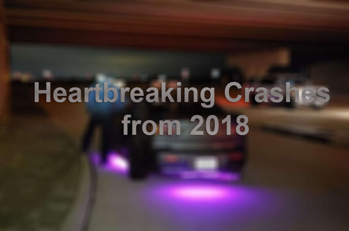 PHOTOS: Heartbreaking crashesHarris County Precinct 4 Constable's Office held an anti-street racing initiative the weekend of Dec. 14.>>>See some of Houston's most deadly and heartbreaking crashes from 2018...