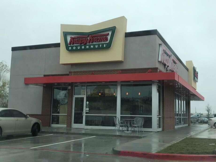 The Krispy Kreme in Humble opened on Dec. 18. Photo: Nguyen Le / Staff Photo
