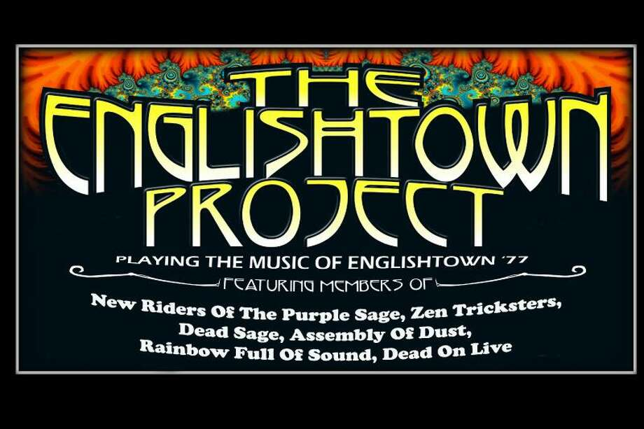 The Englishtown Project, a band that includes folks who have played with various Dead members, the New Riders of the Purple Sage, Hot Tuna, Zen Tricksters, Max Creek and others, will play at Toad's Place. Photo: Contributed