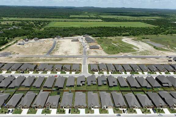 Construction began on 11,749 homes in the San Antonio-New Braunfels region last year, according to a report from Metrostudy, an analytics firm that studies the local market.