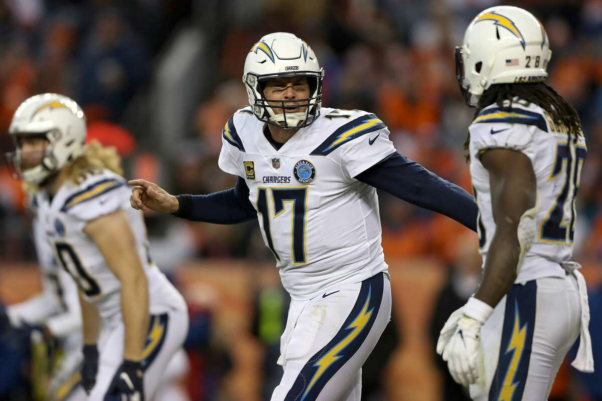 L.A. Chargers plus-2½ at Baltimore Chargers 20-19