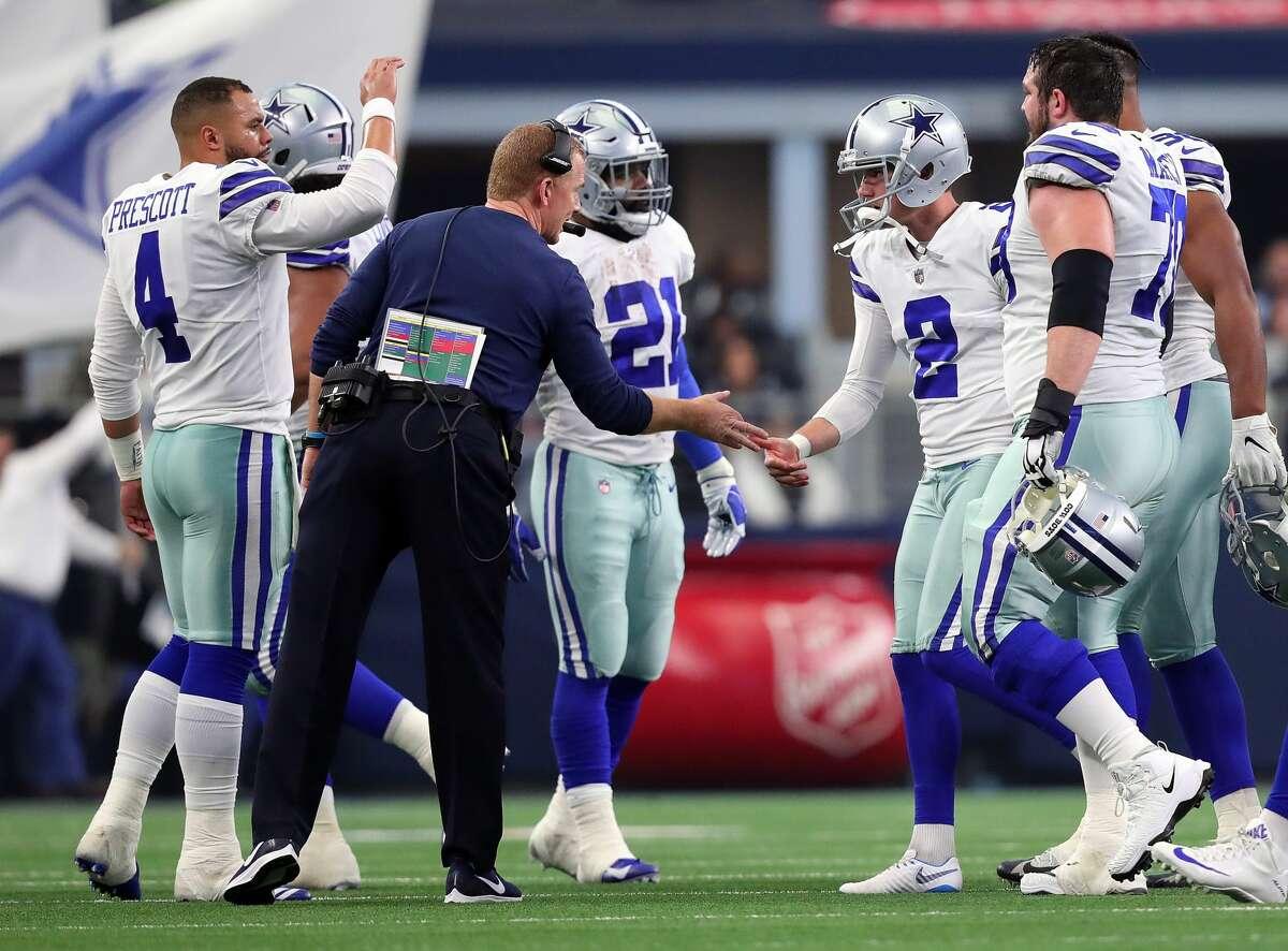 Seattle plus-2 at Dallas Cowboys 23-20