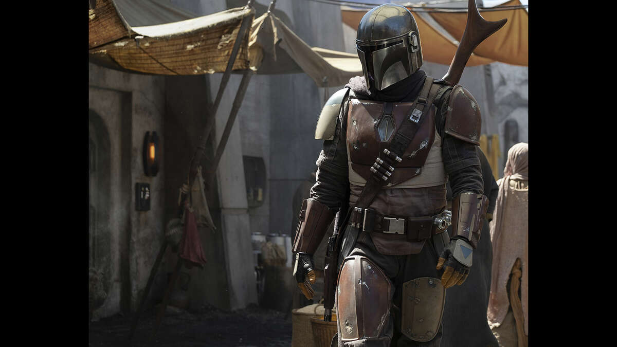 The Mandalorian (Disney+):Disney will launch their new streaming platform, Disney+, sometime later this year, and with it, a new live-action series set in the